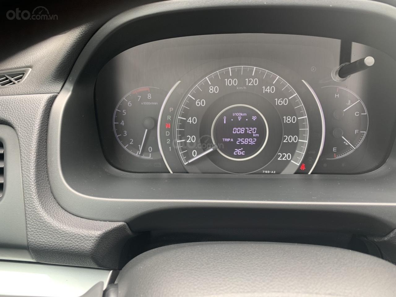 Bán Honda CR V sản xuất 2015 như xe hãng-6