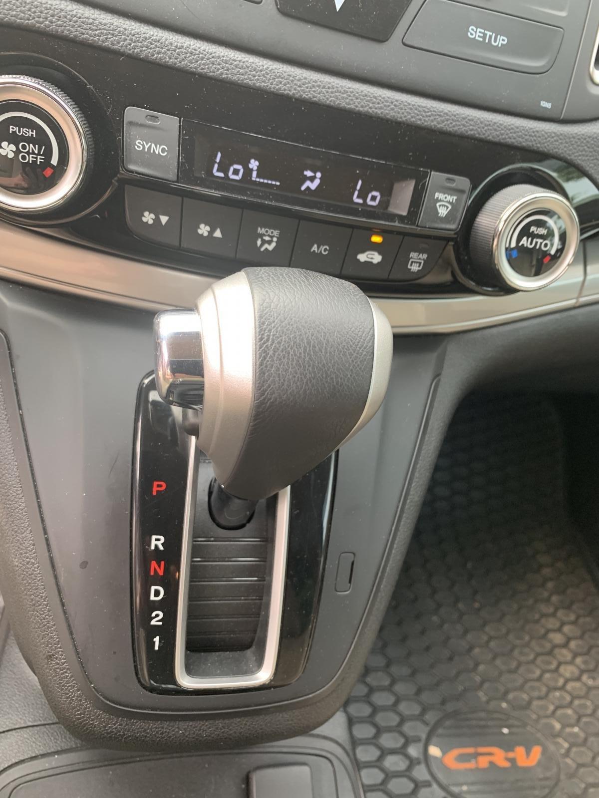Bán Honda CR V sản xuất 2015 như xe hãng-9