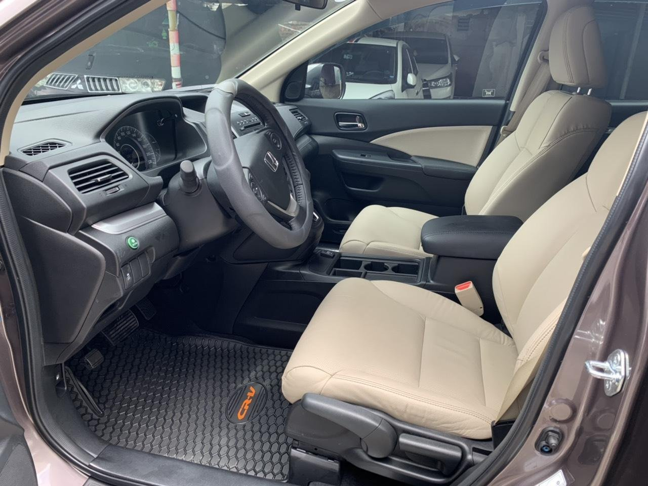 Bán Honda CR V sản xuất 2015 như xe hãng-3
