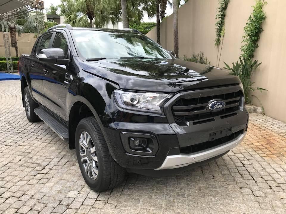 Bán Ford Ranger sản xuất 2019, xe nhập, giá tốt nhất thị trường-0