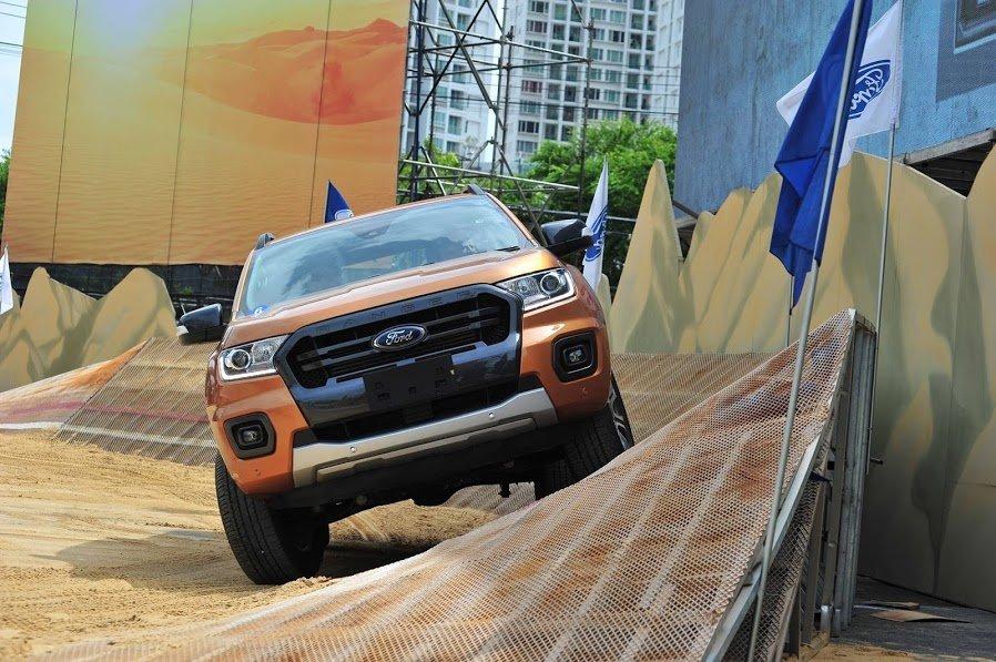 Giá xe Ford Ranger 2019 mới nhất, chính xác nhất