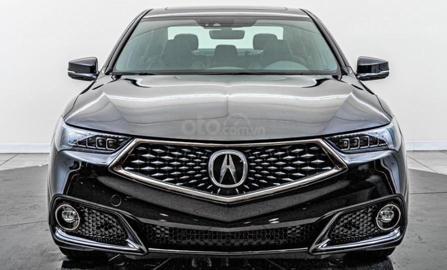 Đánh giá xe Acura TLX 2020 về đầu xe - trực diện