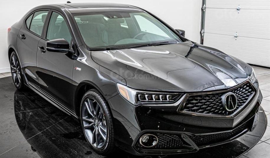 Đánh giá xe Acura TLX 2020