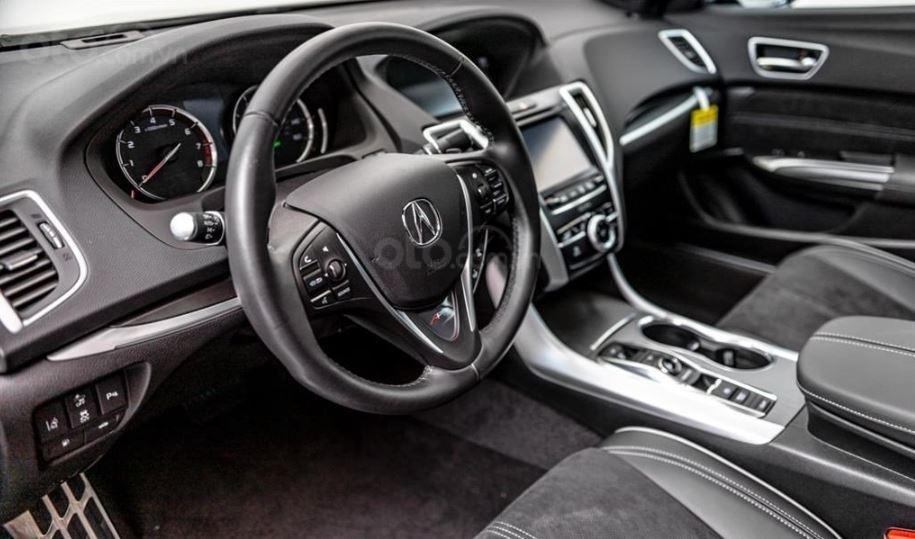 Đánh giá xe Acura TLX 2020 về bảng táp lô - Cái nhìn đẹp nhãn