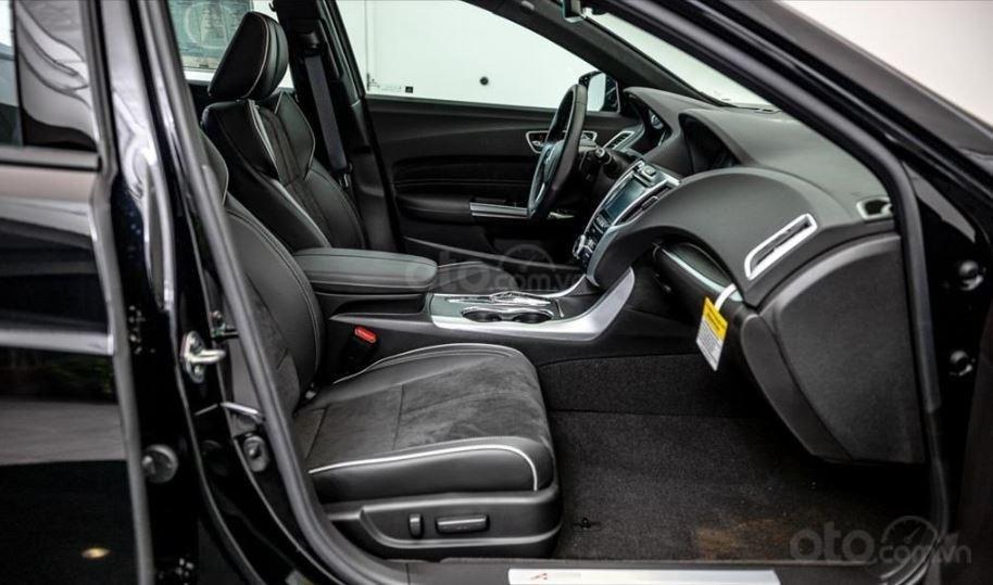 Đánh giá xe Acura TLX 2020 về ghế ngồi - Thoải mái từng chuyến đi
