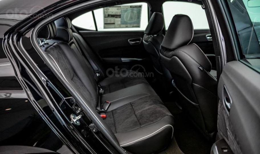 Đánh giá xe Acura TLX 2020 về ghế ngồi - Êm ái vượt nẻo đường