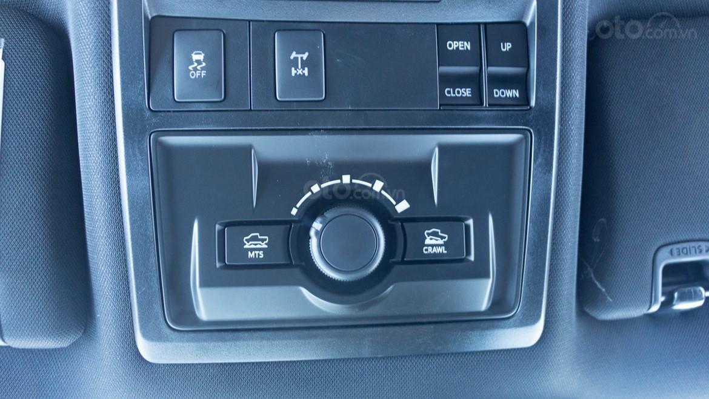 """Đánh giá xe Toyota Tacoma TRD Pro 2019 về cảm giác lái - Đa dạng """"mốt"""" lái"""