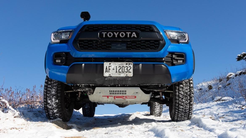 Tổng quát đánh giá xe Toyota Tacoma TRD Pro 2019 - Đáng tin cậy, hàng đỉnh nhưng độ thoải mái cần xem lại