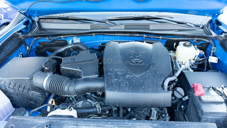 Đánh giá xe Toyota Tacoma TRD Pro 2019 về động cơ