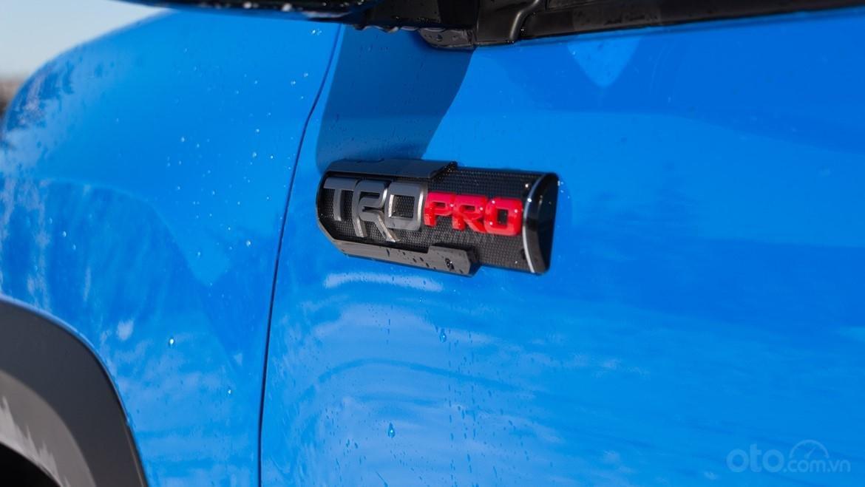 Đánh giá xe Toyota Tacoma TRD Pro 2019 về thân xe - Đặc trưng