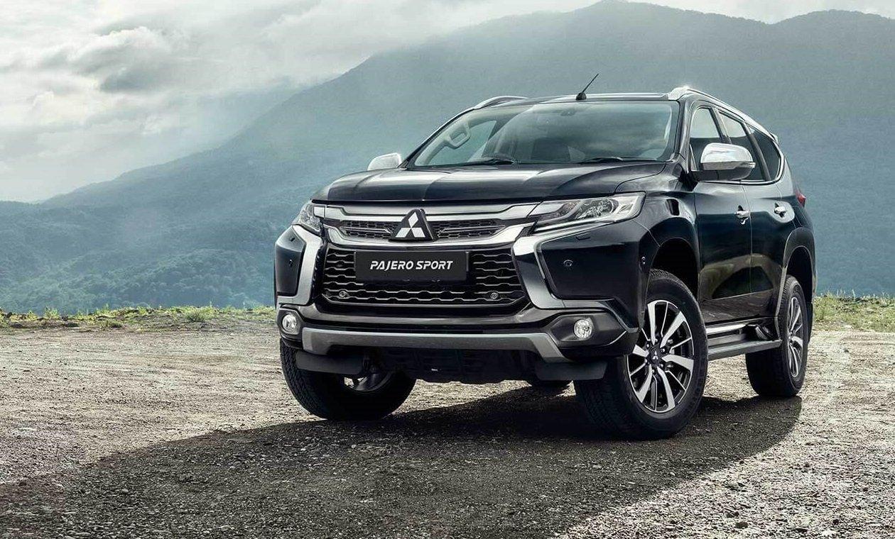 Giá xe Mitsubishi Pajero Sport mới nhất