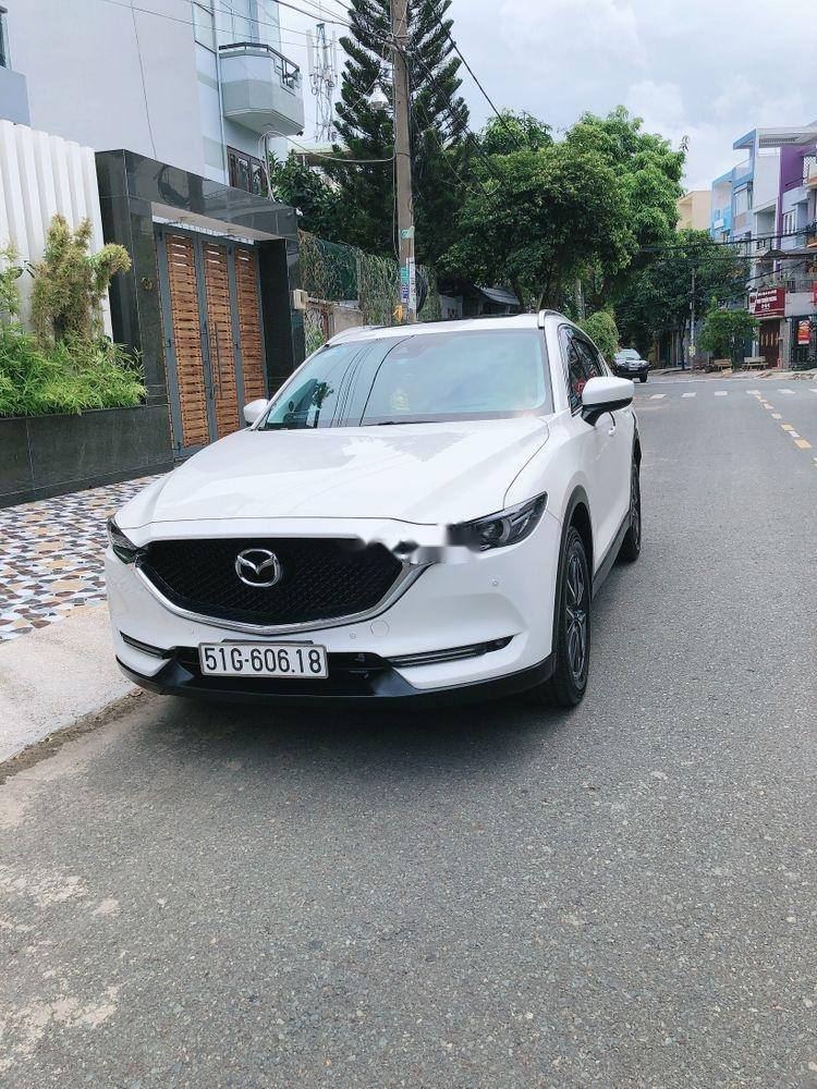 Cần bán xe Mazda CX 5 đời 2018, màu trắng-1