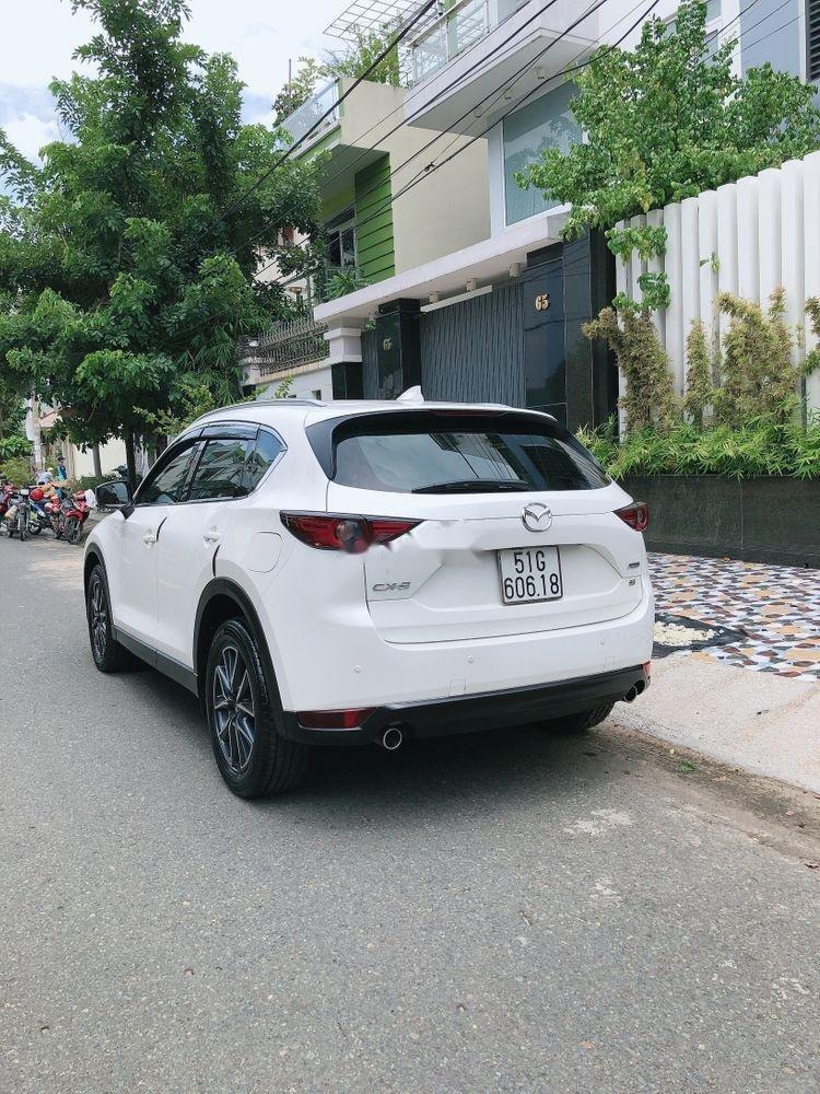 Cần bán xe Mazda CX 5 đời 2018, màu trắng-2