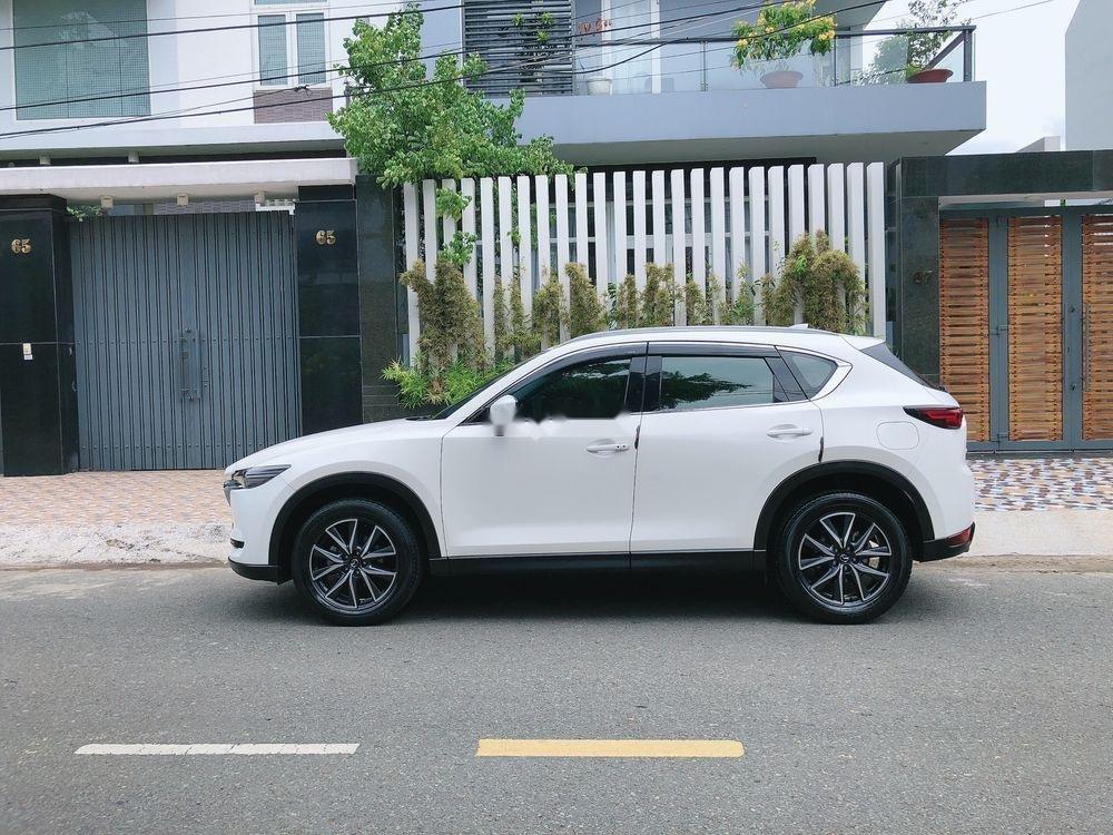Cần bán xe Mazda CX 5 đời 2018, màu trắng-0