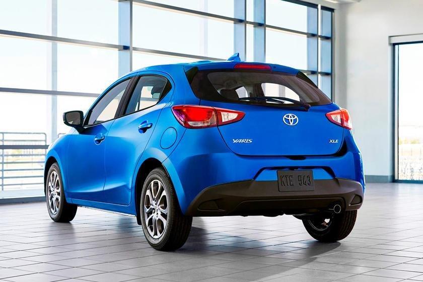 Toyota Yaris 2020 áp dụng chính sách giá hấp dẫn a2