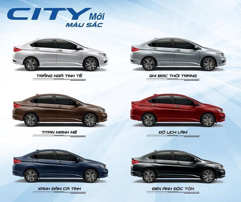 Bán Honda City TOP 2019 - Honda Ô Tô Quận 7-8