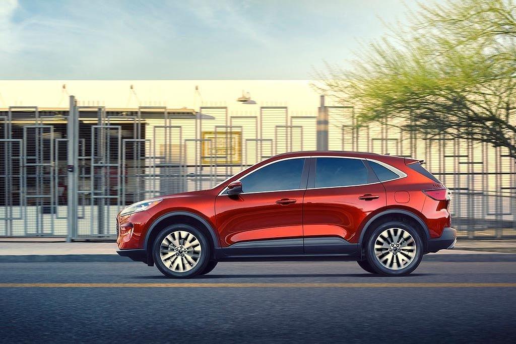 Ford Escape 2020 rò rỉ giá đặt cọc tại đại lý, dự kiến từ 900 triệu đồng a2