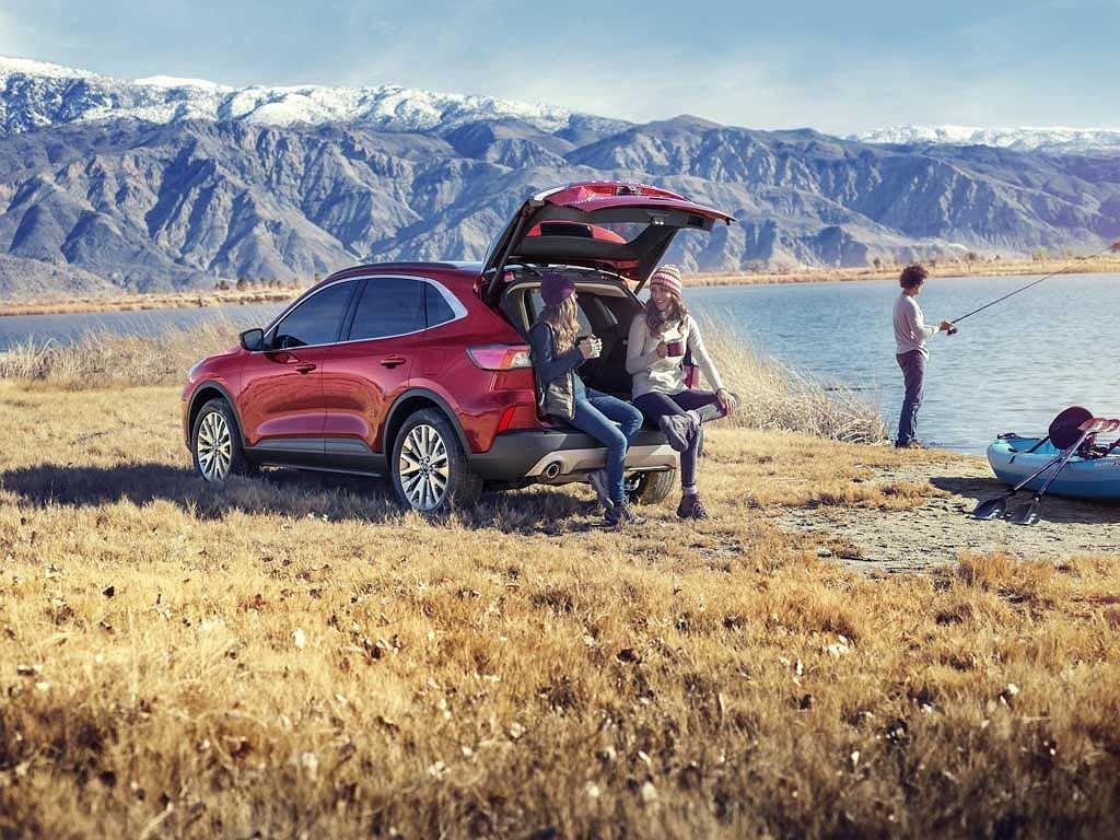 Ford Escape 2020 rò rỉ giá đặt cọc tại đại lý, dự kiến từ 900 triệu đồng a3