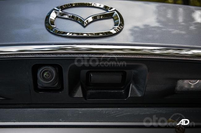 Đánh giá xe Mazda 6 2019 bản máy dầu Skyactiv-D về tính năng an toàn - Giám sát nhạy bén