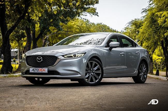Tổng quát đánh giá xe Mazda 6 2019 bản máy dầu Skyactiv-D
