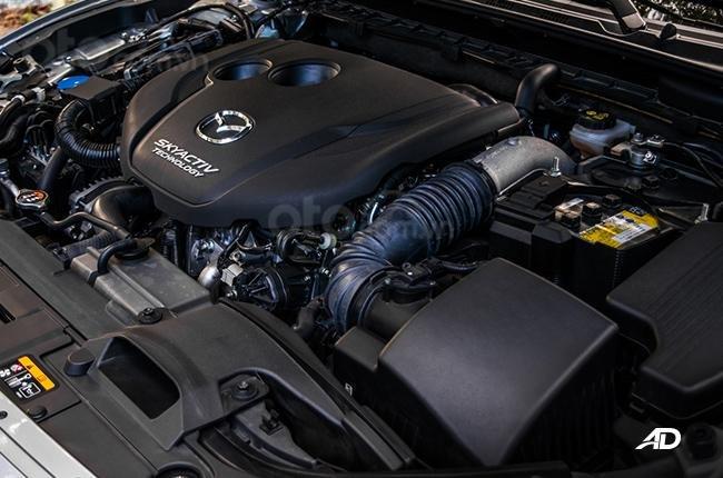 Đánh giá xe Mazda 6 2019 bản máy dầu Skyactiv-D về tiêu thụ nhiên liệu - Điểm mạnh đáng cân nhắc