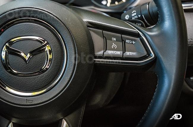 Đánh giá xe Mazda 6 2019 bản máy dầu Skyactiv-D về cảm giác lái - Đầy đủ chức năng