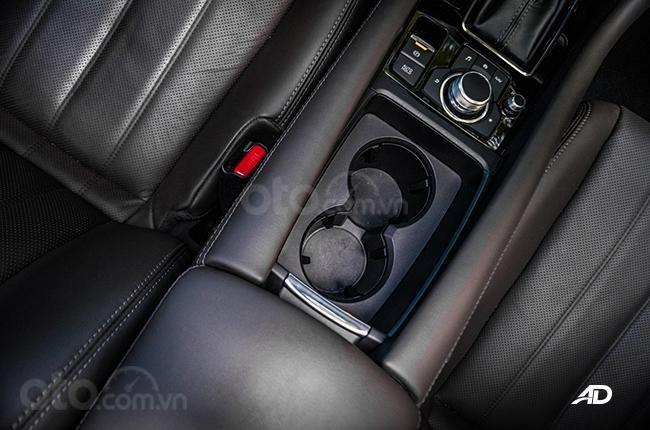 Đánh giá xe Mazda 6 2019 bản máy dầu Skyactiv-D về cảm giác lái - Tiếp cận dễ dàng