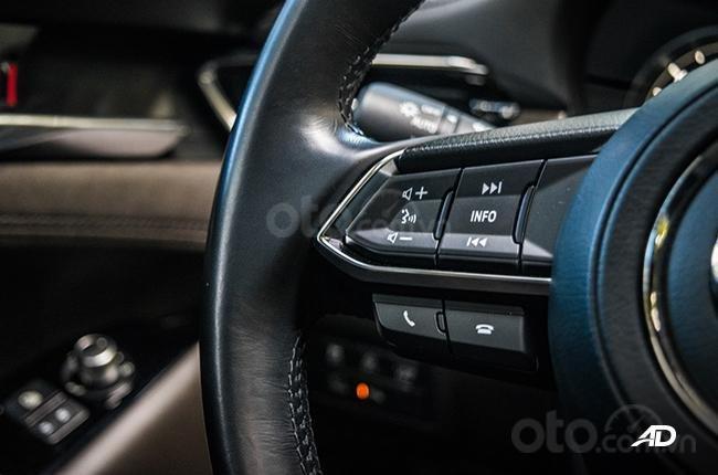 Đánh giá xe Mazda 6 2019 bản máy dầu Skyactiv-D về cảm giác lái - Điều khiển tiện lợi