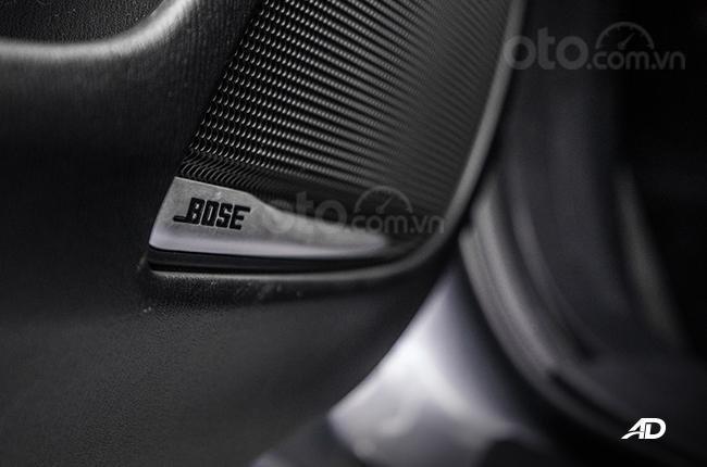 Đánh giá xe Mazda 6 2019 bản máy dầu Skyactiv-D về hệ thống thông tin giải trí - Âm thanh sống động