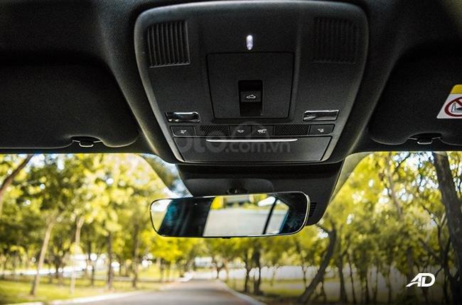 Đánh giá xe Mazda 6 2019 bản máy dầu Skyactiv-D về tính năng an toàn - Đảm bảo góc nhìn bao bọc toàn cảnh
