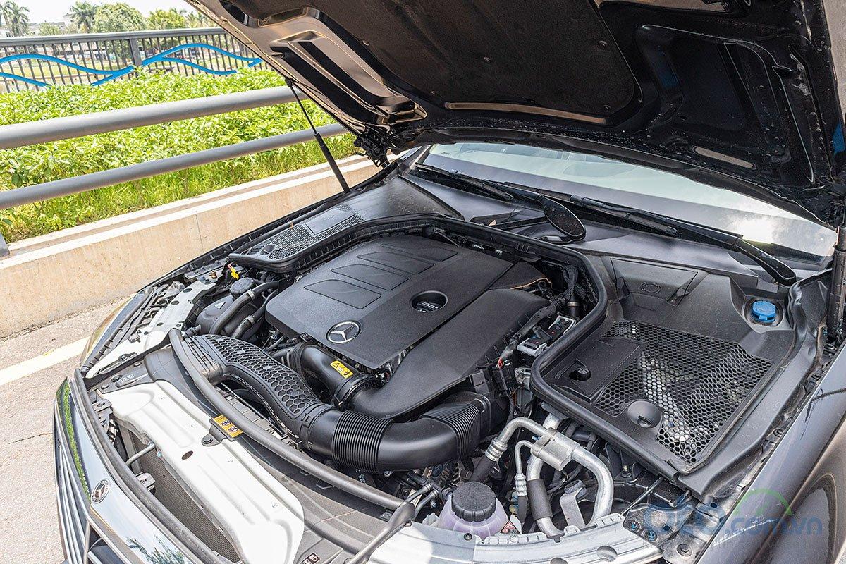 Đánh giá xe Mercedes-Benz C200 Exclusive 2019: Động cơ Mild Hybrid 1.5L mới.