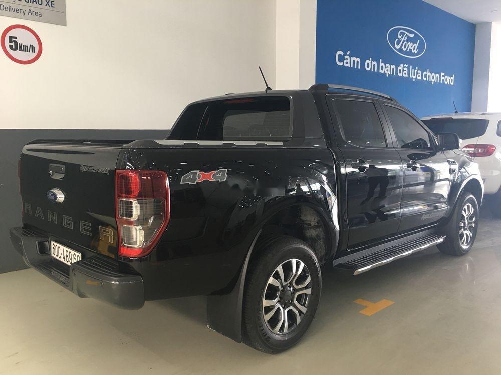 Bán xe Ford Ranger 2019, màu đen, nhập khẩu, nhiều quà tặng-2