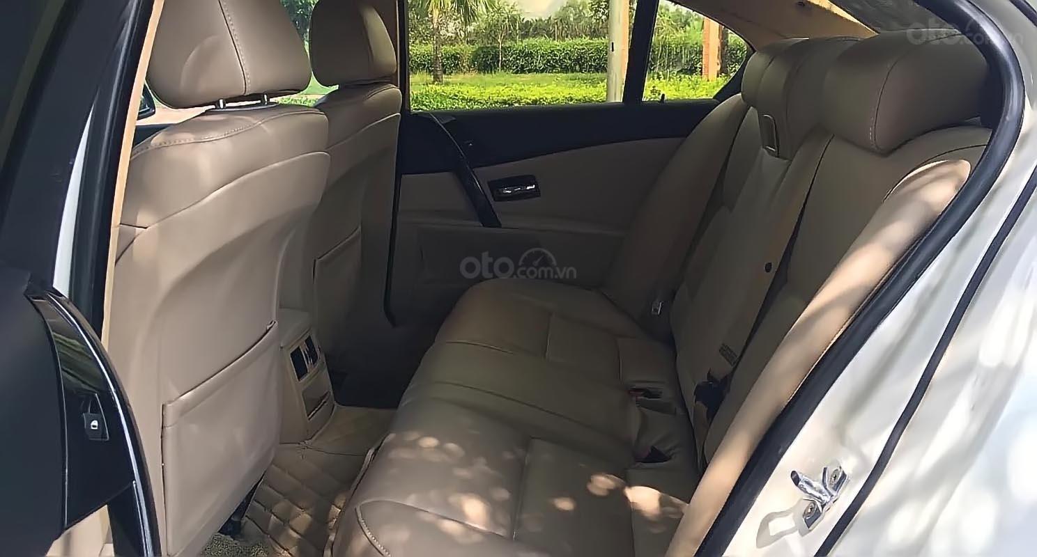 Cần bán BMW 525i form E60 MSport, xe đăng ký lần đầu 2008 (5)