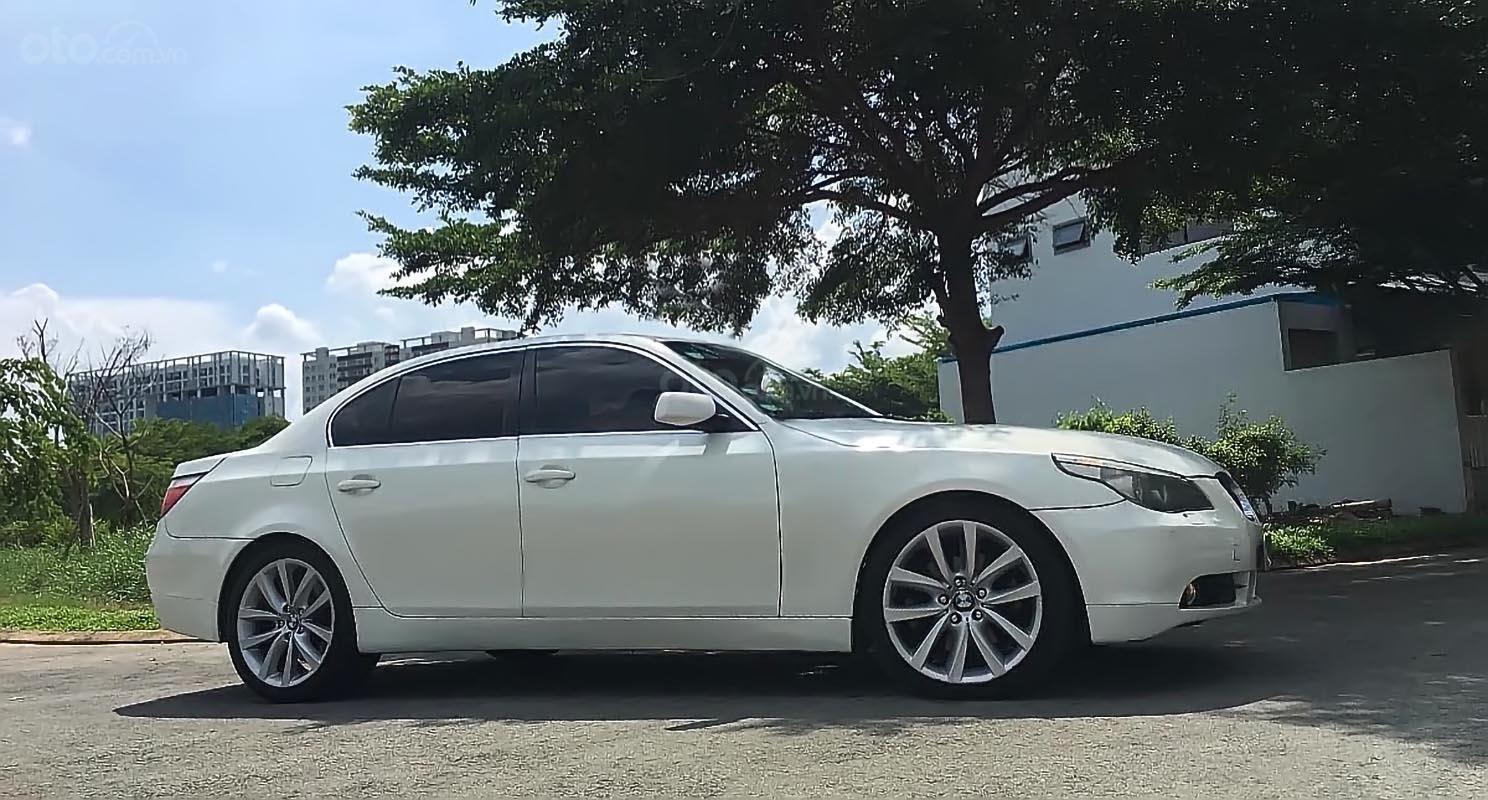 Cần bán BMW 525i form E60 MSport, xe đăng ký lần đầu 2008 (1)