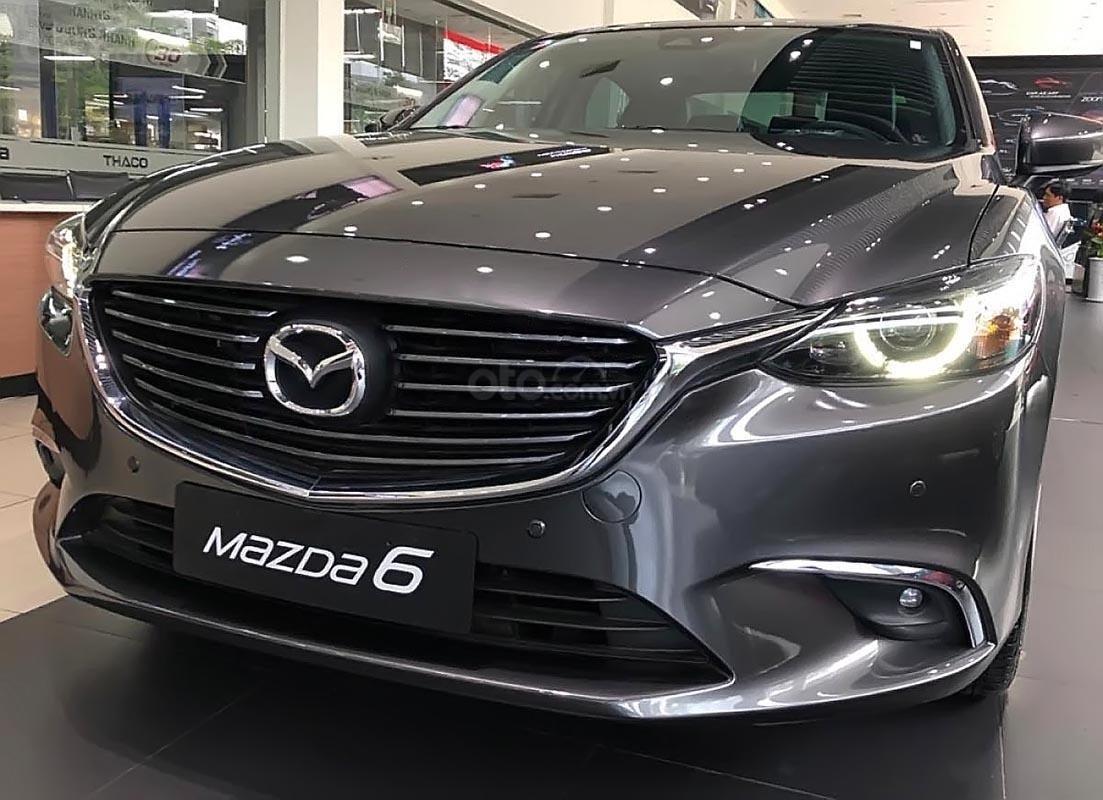 Cần bán Mazda 6 2019, màu xám, mới 100%