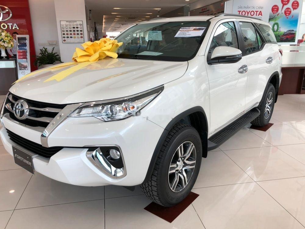 Bán Toyota Fortuner 2.7AT đời 2019, màu trắng, xe nhập (1)