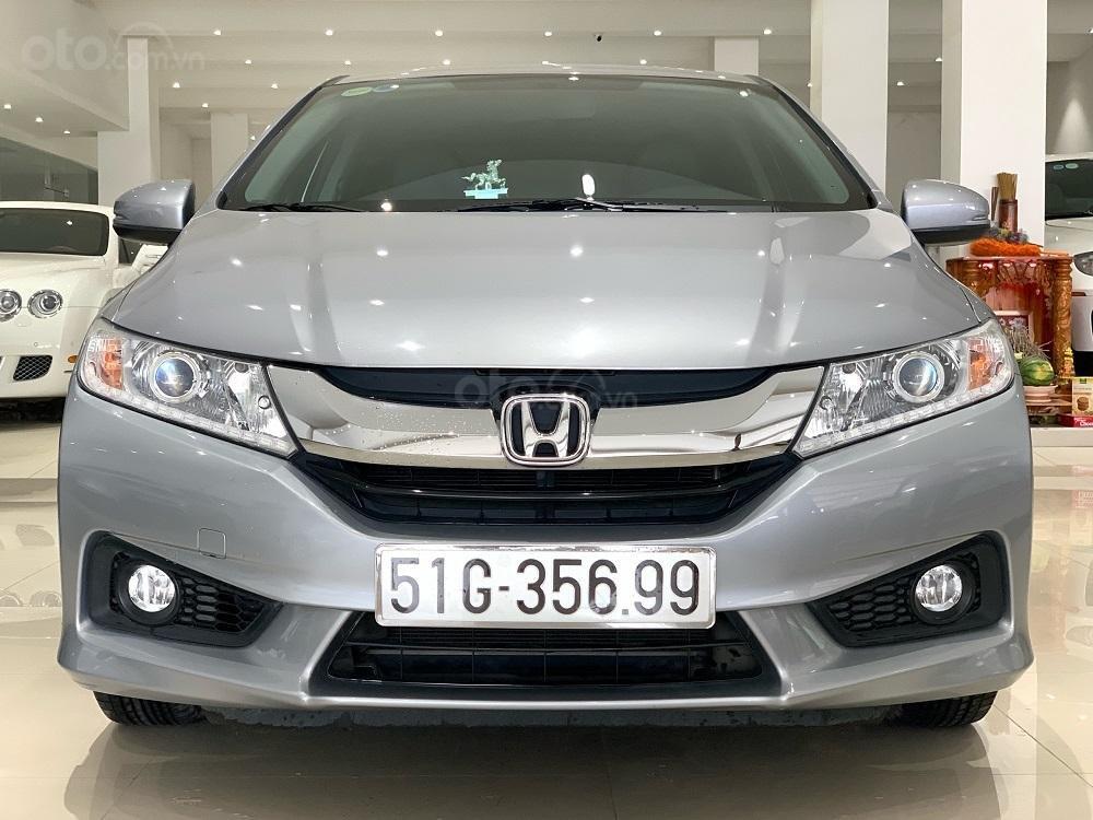 Honda City 2017 AT, màu bạc, 25.000KM - Chỉ từ 150 triệu (1)