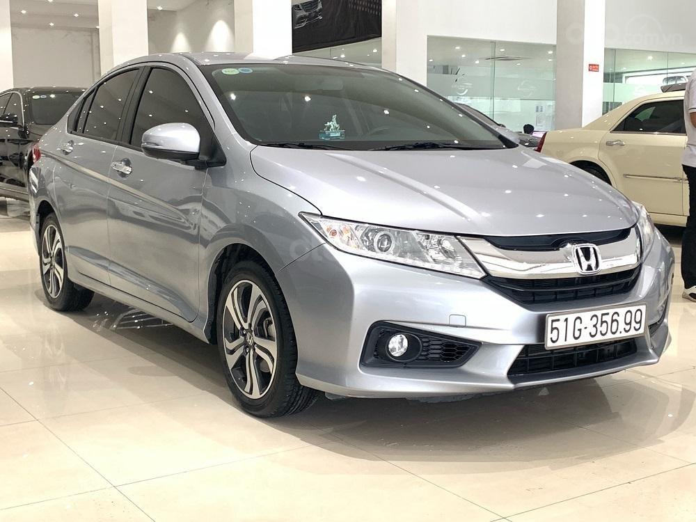 Honda City 2017 AT, màu bạc, 25.000KM - Chỉ từ 150 triệu (2)