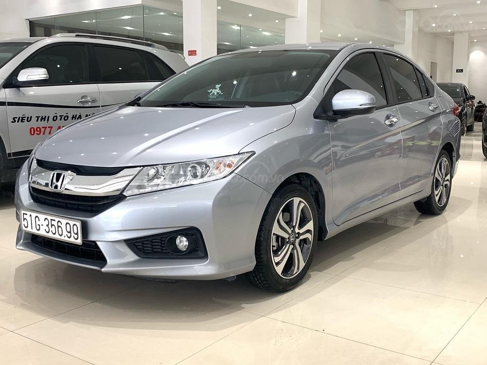 Honda City 2017 AT, màu bạc, 25.000KM - Chỉ từ 150 triệu-2