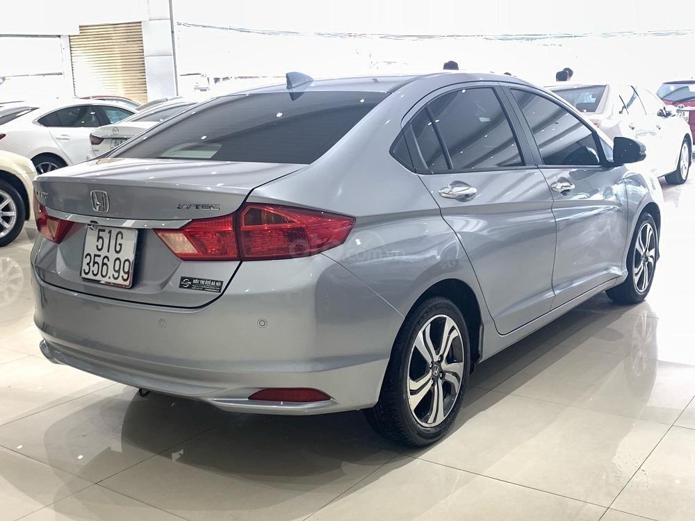 Honda City 2017 AT, màu bạc, 25.000KM - Chỉ từ 150 triệu (4)