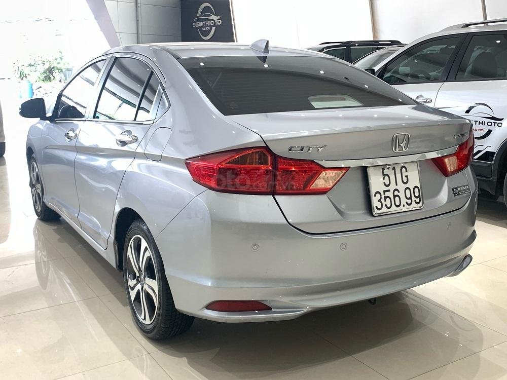 Honda City 2017 AT, màu bạc, 25.000KM - Chỉ từ 150 triệu-4