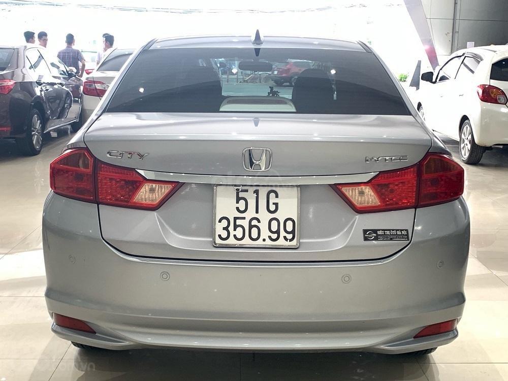 Honda City 2017 AT, màu bạc, 25.000KM - Chỉ từ 150 triệu (6)