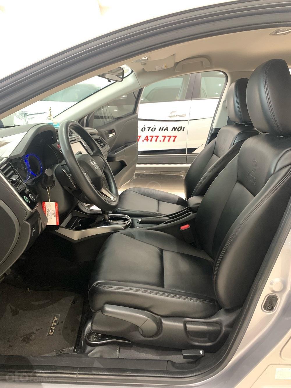 Honda City 2017 AT, màu bạc, 25.000KM - Chỉ từ 150 triệu (8)