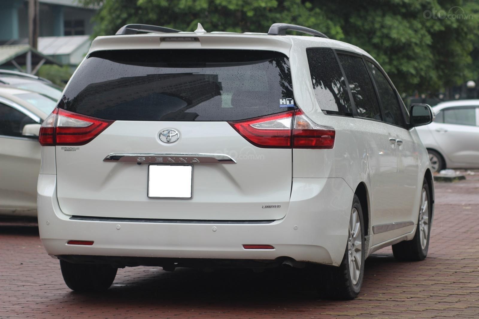VOV Auto bán xe Toyota Sienna Limited 3.5 2013 (3)