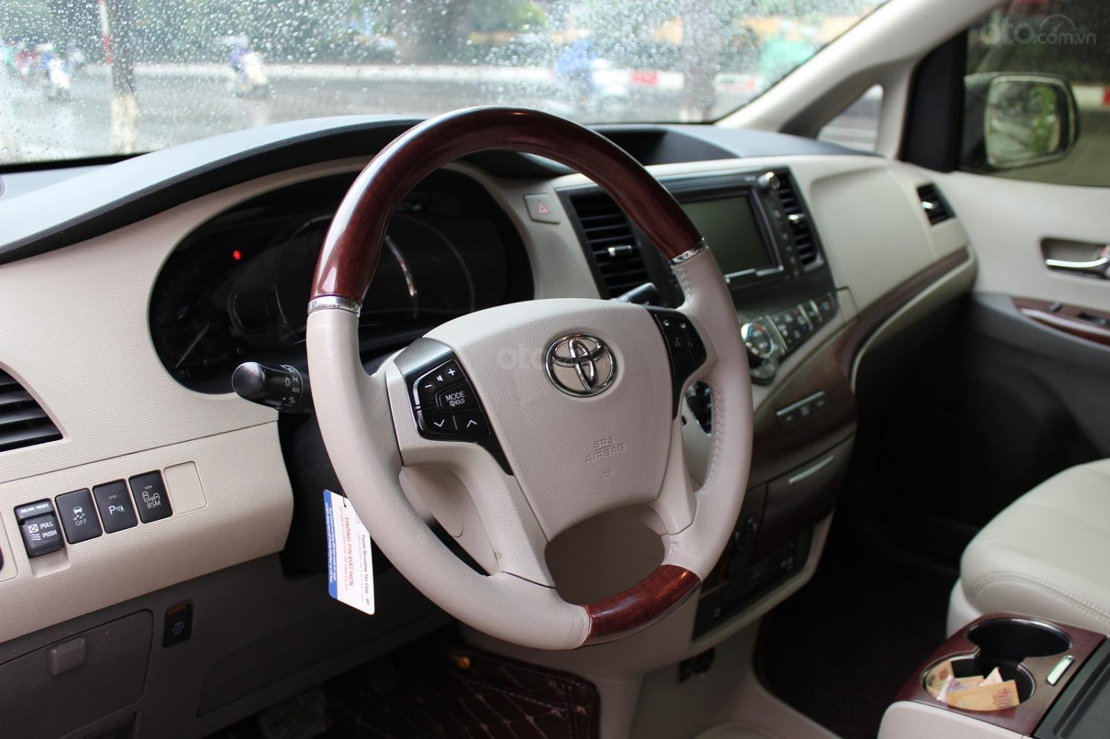 VOV Auto bán xe Toyota Sienna Limited 3.5 2013 (8)
