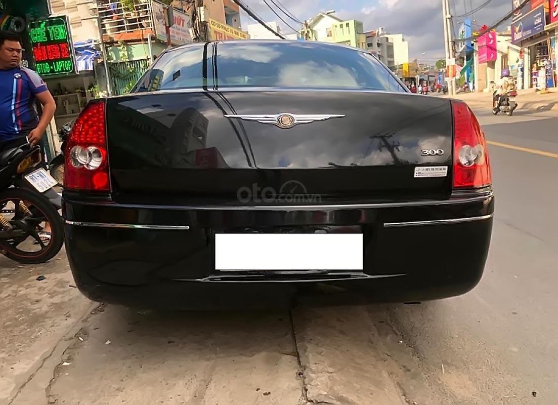 Bán Chrysler 300C 2.7 2006, màu đen, nhập khẩu số tự động, 500 triệu (4)