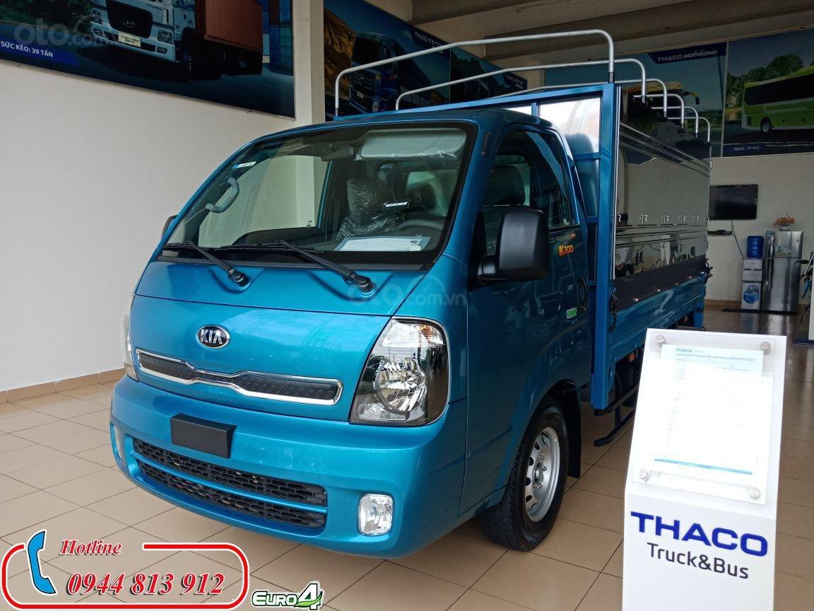Xe tải 2 tấn Thaco Kia K200 Hyundai đời 2019, trả góp tại Thaco Bình Dương - LH: 0944.813.12 (2)