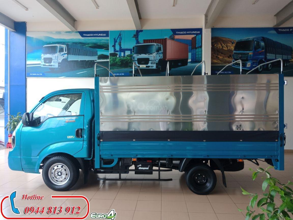Xe tải 2 tấn Thaco Kia K200 Hyundai đời 2019, trả góp tại Thaco Bình Dương - LH: 0944.813.12 (1)