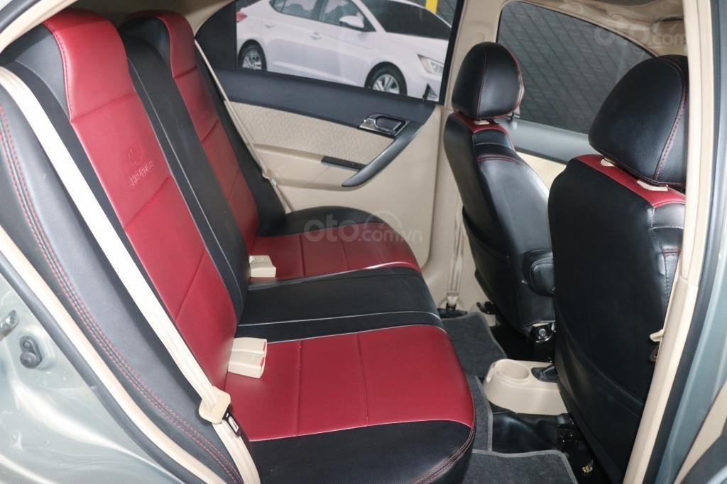 Bán ô tô Chevrolet Aveo LT 1.4MT sản xuất năm 2018, màu xám (8)