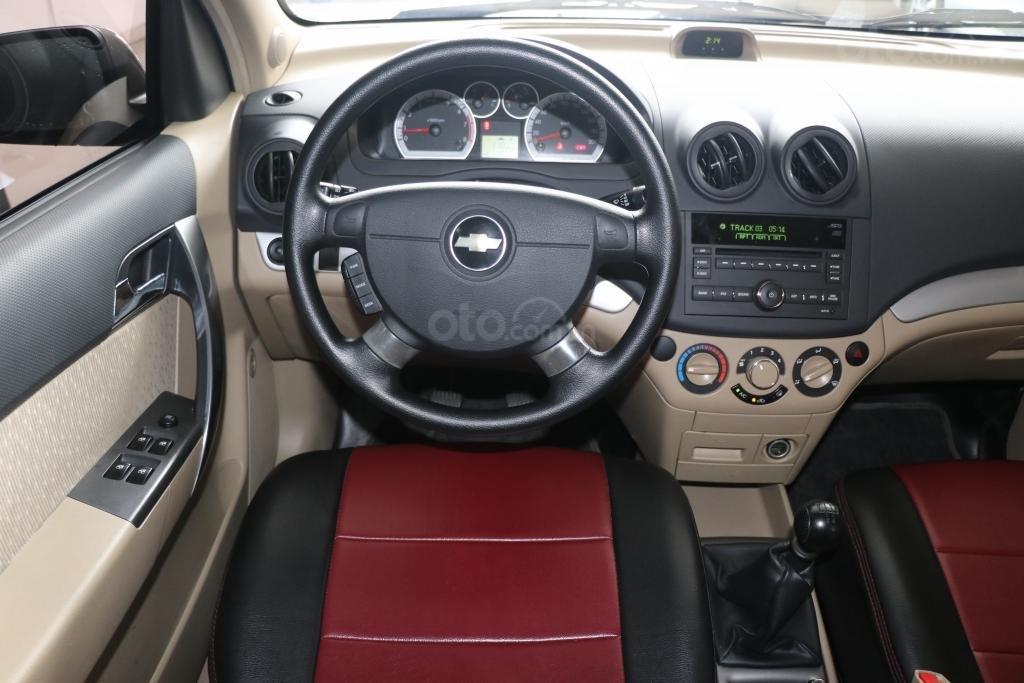 Bán ô tô Chevrolet Aveo LT 1.4MT sản xuất năm 2018, màu xám (10)